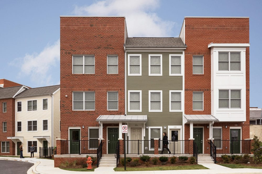 Sinclair Way Townhouse