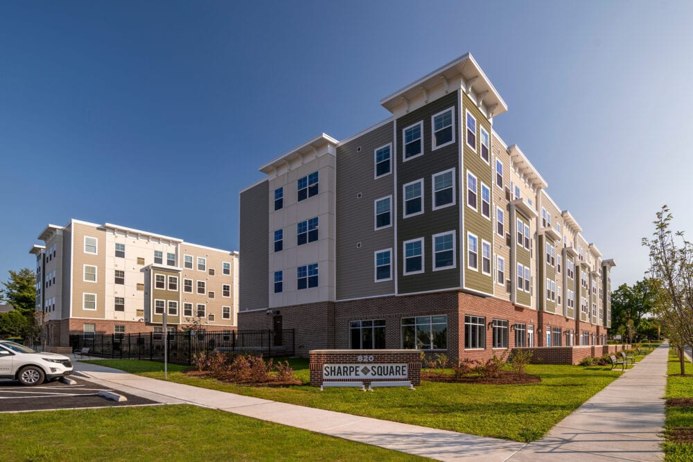 Sharpe Square Apartments